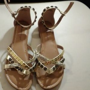 Madden Girl sandals brand new with